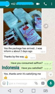 comment about us from indonesia
